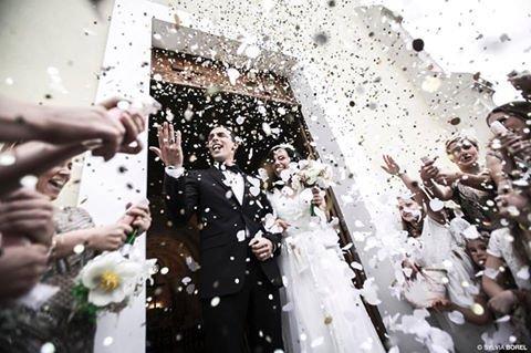 Alizée & Grégoire se sont marié <3