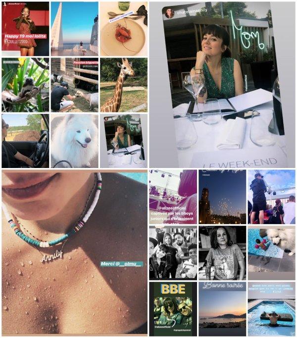Instagram juillet 2019