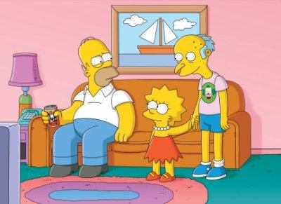 Les cartes promotionnelles des Simpson de la saison 22 (Partie 1)
