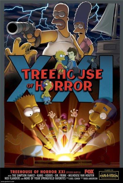 Les cartes promotionnelles des Simpson de la saison 22 (Partie 2)