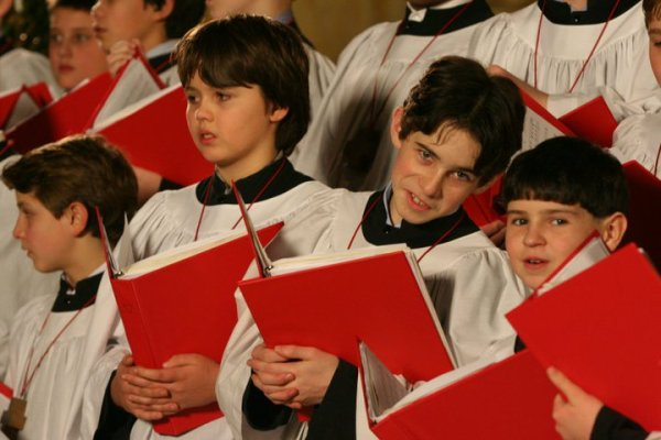 "Archdiocesan Boy Choir and Men's Schola ""Carols by Candlelight"" CATHOLIC CHURCH"
