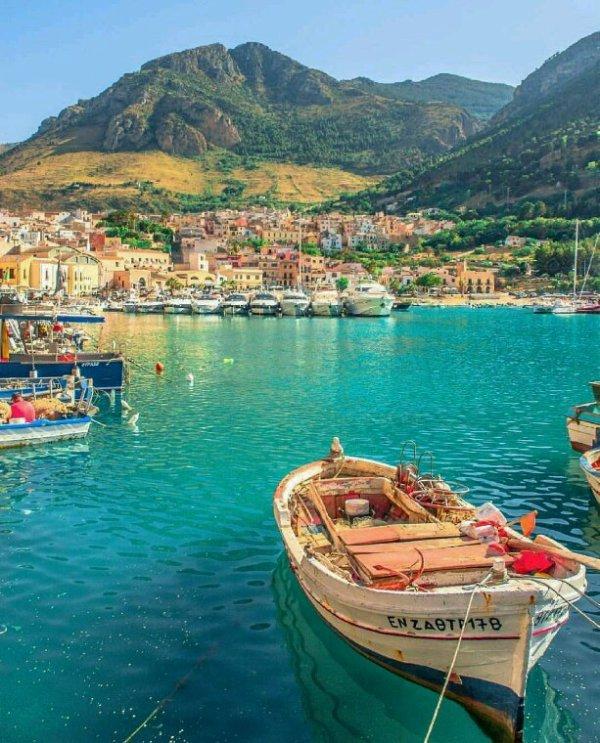 Castellammare del Golfo, Sicile