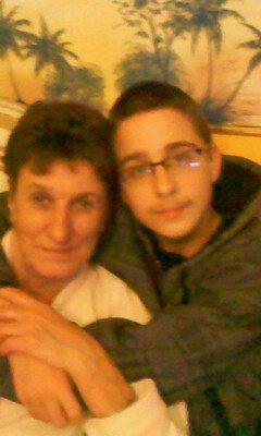 Ma grand-mère et Melvyn