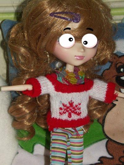 Clara en montagnarde - suite