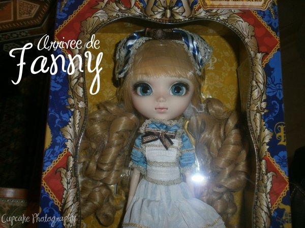 L'arrivée et le déballage de Fanny ♥