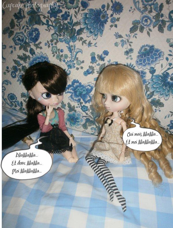 Photostory d'arrivée de Fanny ♥ - suite