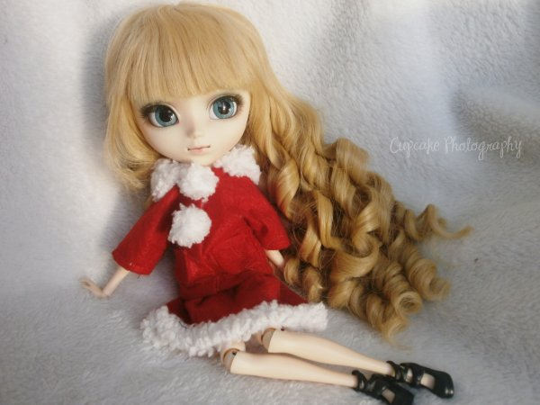 Fanny, ma petite Mère Noël ♥