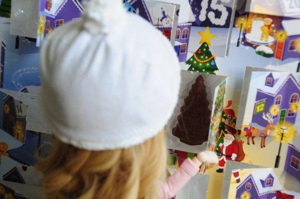 La dernière case du calendrier de Noël...