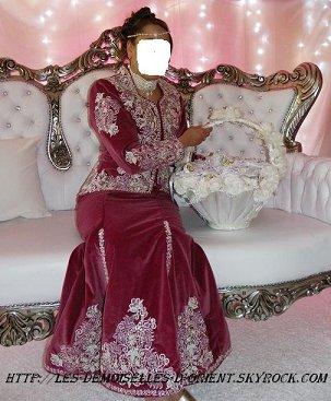 Karakou rose algérois