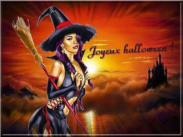 // Cadeau pour mon ami VERIPIERRE871;; Happy Hallowenn bisous ton amie CLN13 //