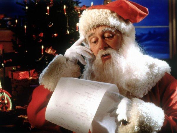 L£ pèr£ Noël nous lit s£s l£ttr£s...