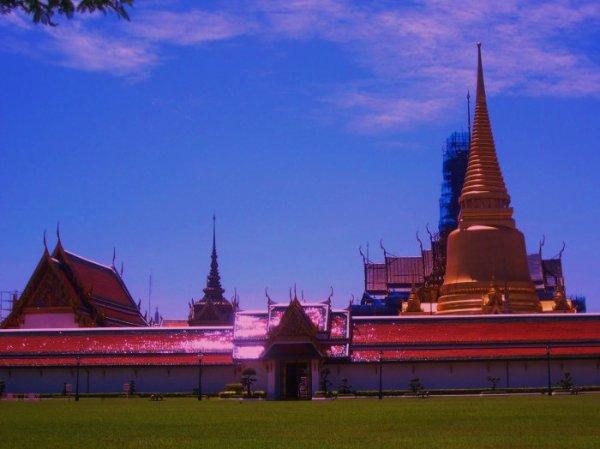 Beau  paysage  de  le  thailand  (u)