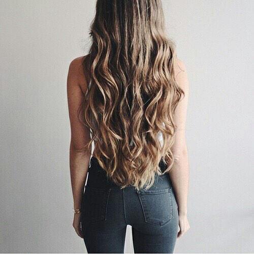 Comment avoir de beaux longs cheveux ?
