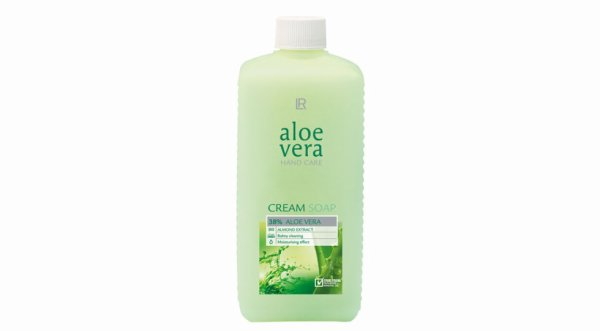 Recharge savon crème