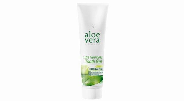 Gel dentifrice extra fraicheur
