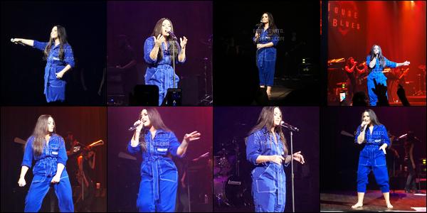 . ♦ Demi a  donné un concert au american airlines à Dallas - 09/02/2018 -----♣  Apparence / Candids / Photoshoot / Concert .