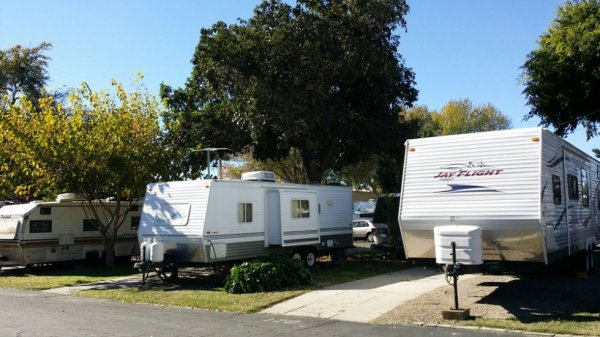 Largest Rv Park in Los Angeles