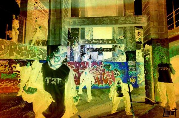 TEXT2TESS / Underground (Feat. Haky-Flow & LAX) (2011)