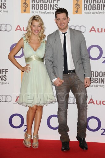 Luisana Lopilato - Nordoff Robbins Awards 2012