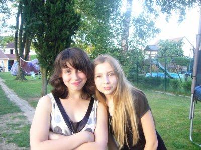 Soo & Emma <3