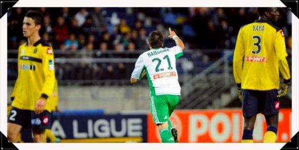 Coupe de la Ligue ☆ 8e de finale (Mardi 30 Octobre 2012)