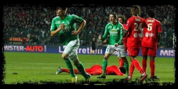 Ligue 1 ☆ 14e journée (Vendredi 23 Novembre 2012)