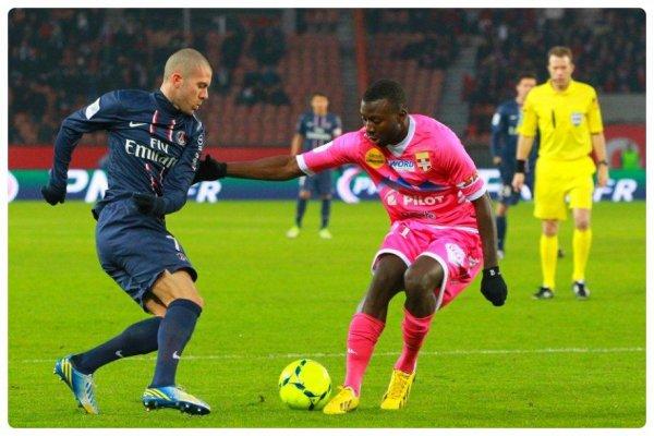 Ligue 1 ☆ 16e journée (Samedi 8 Décembre 2012)