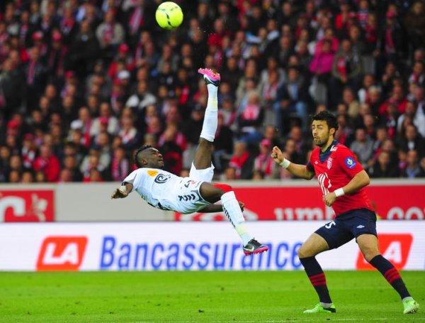 Ligue 1 ☆ 36e journée (Vendredi 10 Mai 2013)