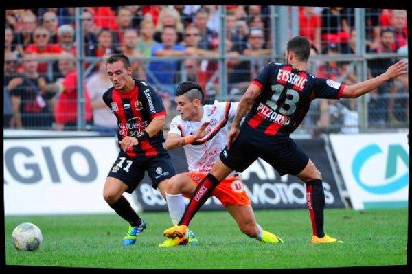 Ligue 1 ☆ 4e journée (Dimanche 1 Septembre 2013)