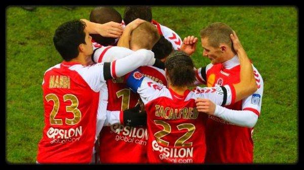 Ligue 1 ☆ 19e journée (Samedi 21 Décembre 2013)