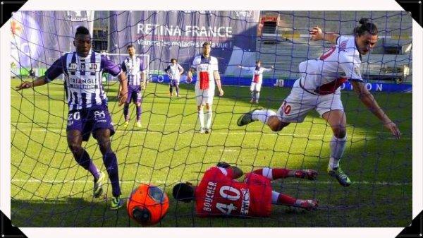 Ligue 1 ☆ 26e journée (Dimanche 23 Février 2014)