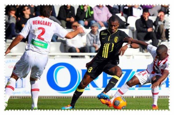 Ligue 1 ☆ 27e journée (Dimanche 2 Mars 2014)