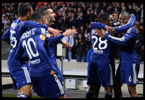 UEFA Europa League ☆ 1/8 de finale aller (Jeudi 13 Mars 2014)