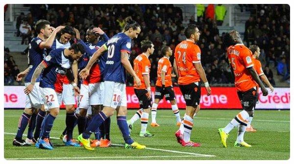 Ligue 1 ☆ 30e journée (Vendredi 21 Mars 2014)