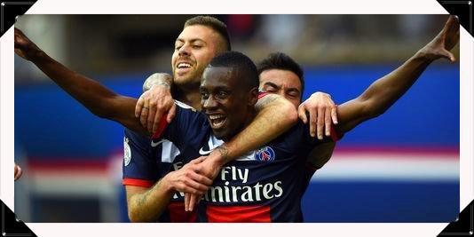 Ligue 1 ☆ 34e journée (Mercredi 23 Avril 2014)