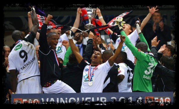 Coupe de France ☆ Finale (Samedi 3 Mai 2014)
