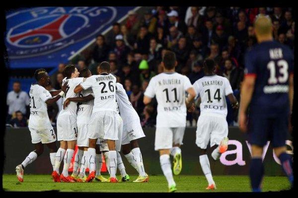Ligue 1 ☆ 36e journée (Mercredi 7 Mai 2014)