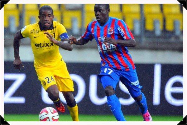 Ligue 1 ☆ 2e journée (Vendredi 15 Août 2014)