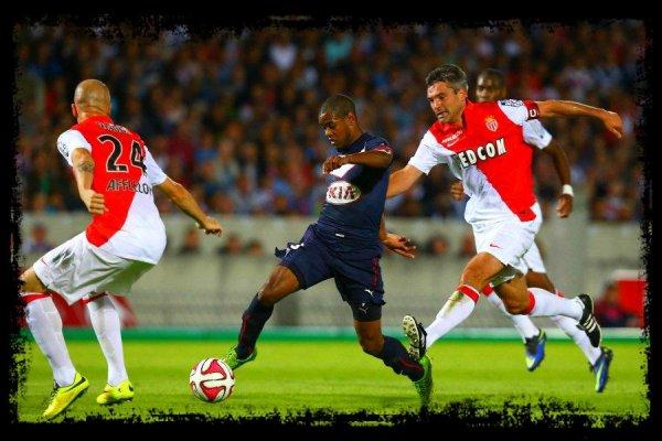 Ligue 1 ☆ 2e journée (Dimanche 17 Août 2014)