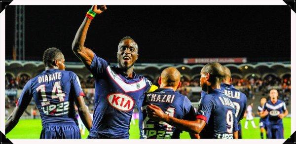 Ligue 1 ☆ 6e journée (Vendredi 19 Septembre 2014)