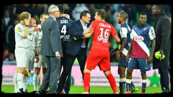 Ligue 1 ☆ 7e journée (Jeudi 25 Septembre 2014)