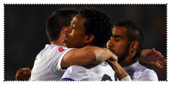 Match amical (Mardi 14 Octobre 2014)