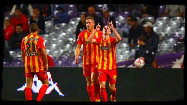 Ligue 1 ☆ 11e journée (Vendredi 24 Octobre 2014)