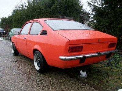 Opel Kadett C Coupé 1.2 de 1977