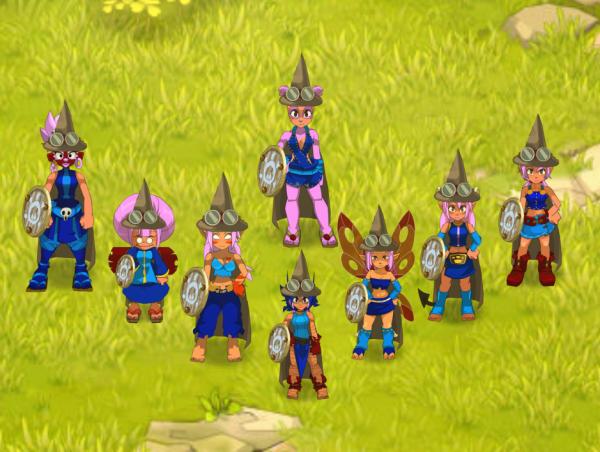 Création de la Team Kadin