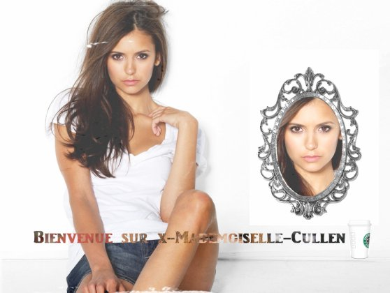 Ҩ  Bienvenue sur x~ Mademoiselle - Cullen ~ x ♥