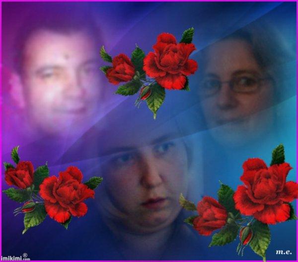 moi et mon mari et ma fille