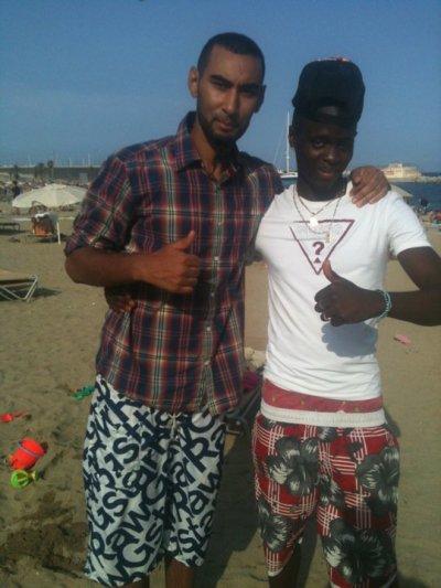 @GbO zOo & FOUINY BABY (barça2010)