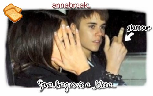 ♥ Special Jelena : Love is in Hollywood ! ♥