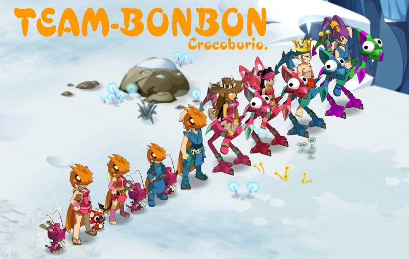Blog de la Team-Bonbon !